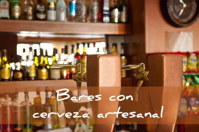 bares con cerveza artesanal