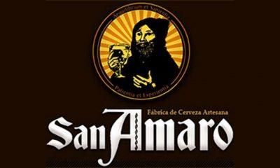 Cerveza Artesana San Amaro