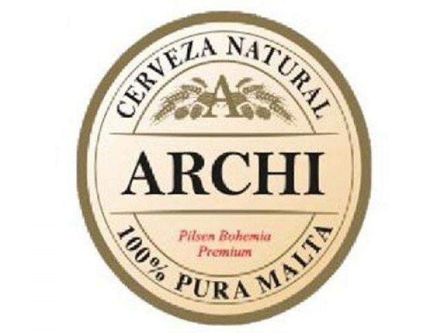 Cerveza Artesana Archi