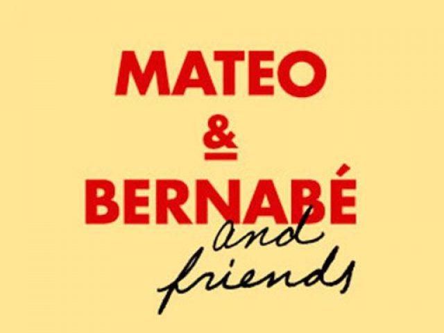 Cerveza Artesana Mateo & Bernabe