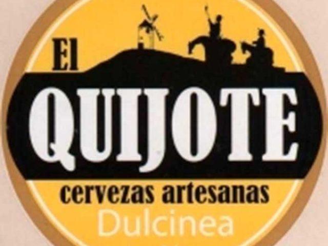 Cerveza Artesana El Quijote