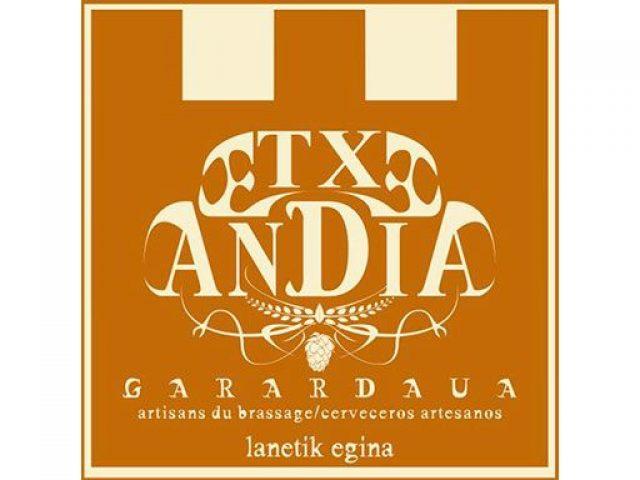 Cerveza Artesana Etxeandia Garardauak