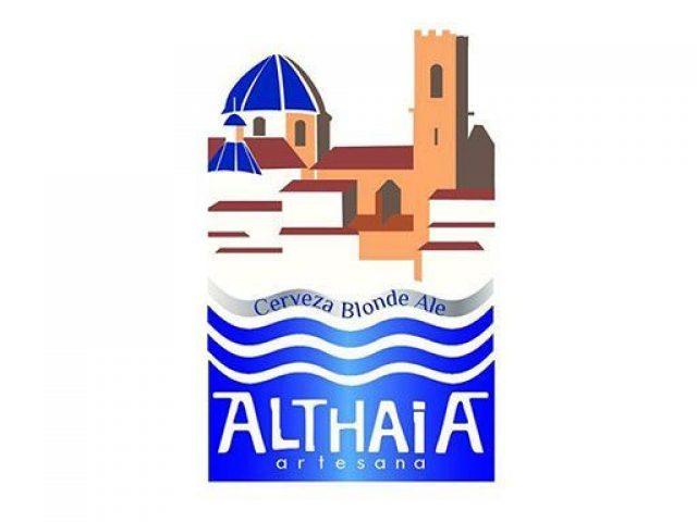 Cerveza Artesana Althaia