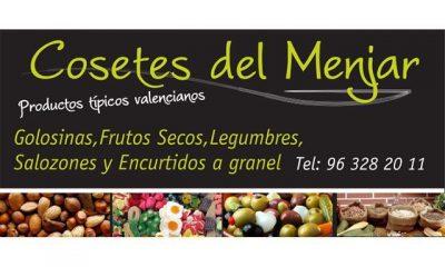 Tienda Cosetes Del Menjar
