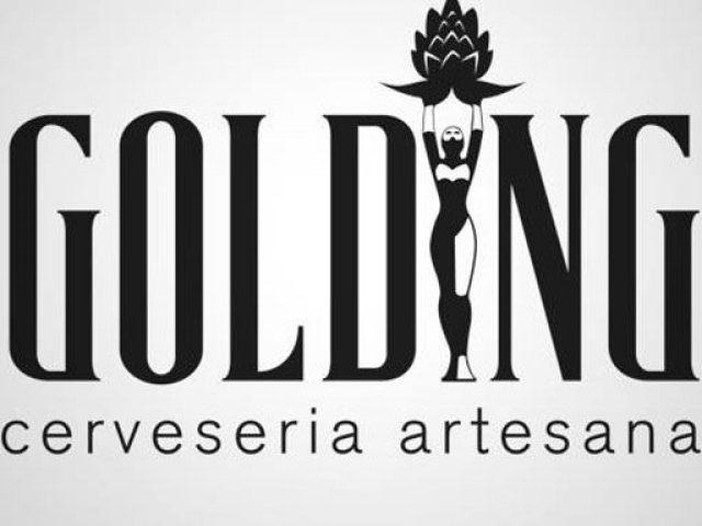 Cerveza Artesana Golding