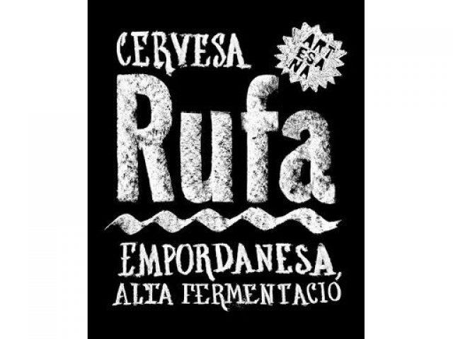 Cerveza Artesana Rufa Cervesera de l'Empordà